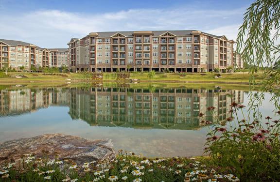 Amazing Lake Views at LangTree Lake Norman Apartments