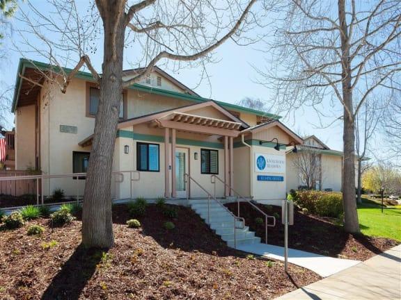 Property Exterior at Knollwood Meadows Apartments, California