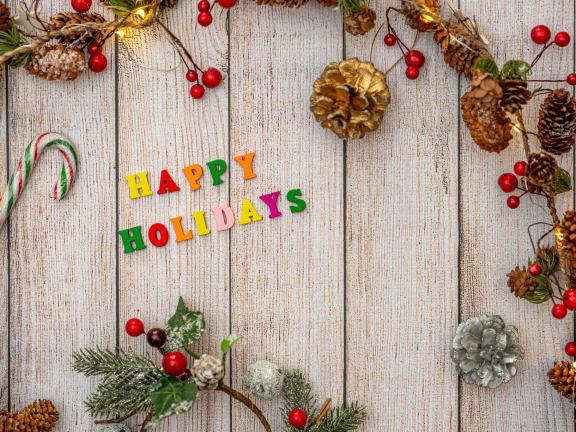 Happy holidays at Knollwood Meadows Apartments, Santa Maria, CA, 93455