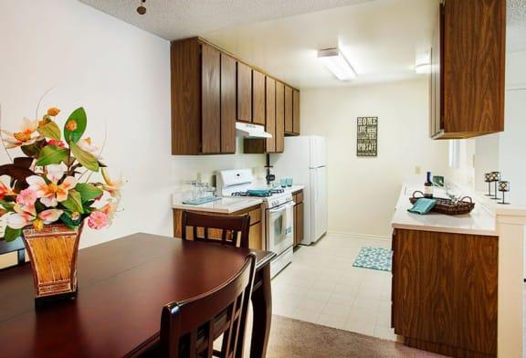 Chef-inspired Kitchen at Knollwood Meadows Apartments, Santa Maria, 93455