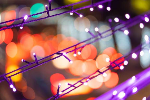 Lights at Knollwood Meadows Apartments, California, 93455