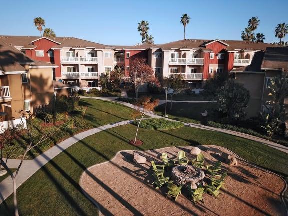 exterior_morning at Sumida Gardens Apartments, Santa Barbara, 93111