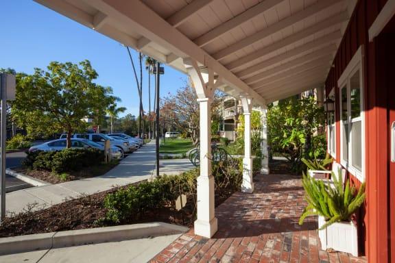 parking_lot at Sumida Gardens Apartments, Santa Barbara