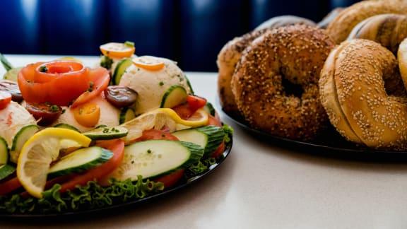 plated_bagels at Sumida Gardens Apartments, California, 93111