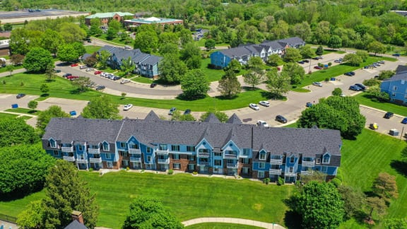 Apartment Homes Available at Walnut Trail Apartments, Michigan 49002