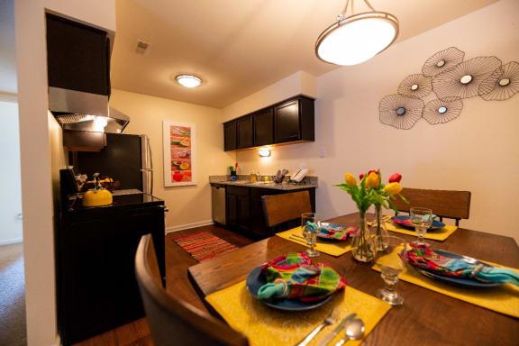 Twilight Kitchen Upgrade at Westwood Village Apartments in Westland Michigan