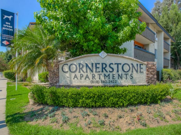 Private Gated Community at Cornerstone Apartments, California, 91304