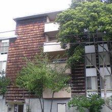 Exterior Building l Warring Apartments for rent in Berkeley CA