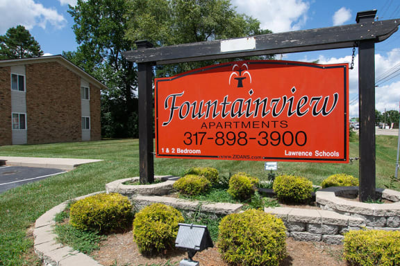 Apartments Available at Fountainview Apartments, Indianapolis, IN, 46226
