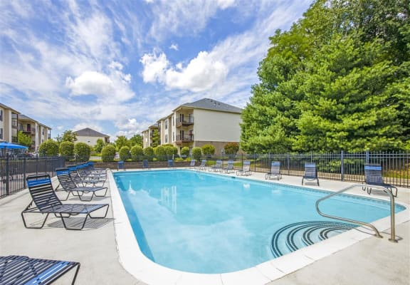 Glimmering Pool at Orchard Hills, Jeffersonville