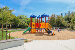 Play Park and jogging trail