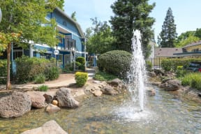 Salishan Fountain