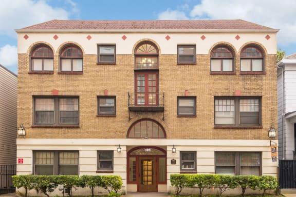 Palladian Apartments | Exterior Building