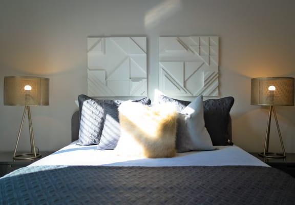 Comfortable Bedroom at Gramercy on Garfield, Ohio, 45202