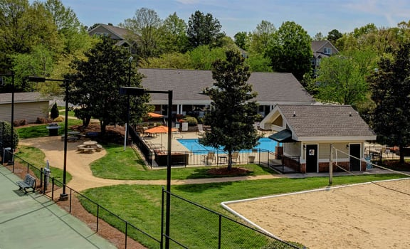 North Raleigh Apartments | Cambridge Apartments