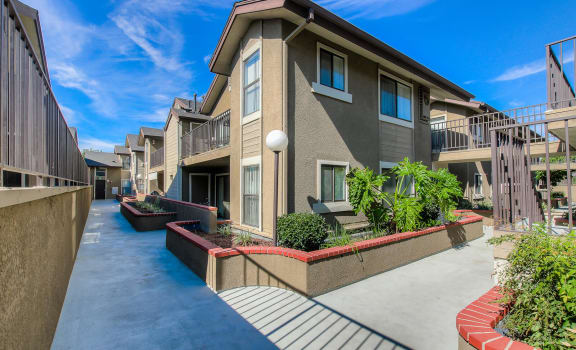 Exquisite Exterior at Independence Plaza, Canoga Park