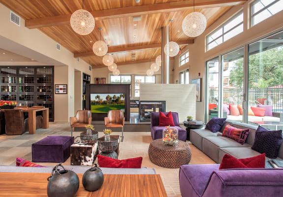 Clubshouse Santa Rosa CA Apartments For Rent Annadel