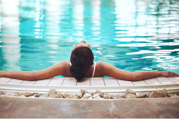 Invigorating Pool at Sunscape Apartments, Roanoke, VA