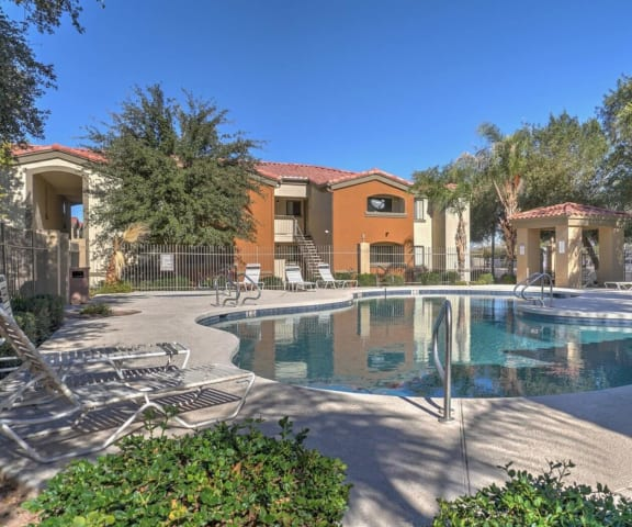 Resort Style Community at The Colony Apartments, Casa Grande, AZ