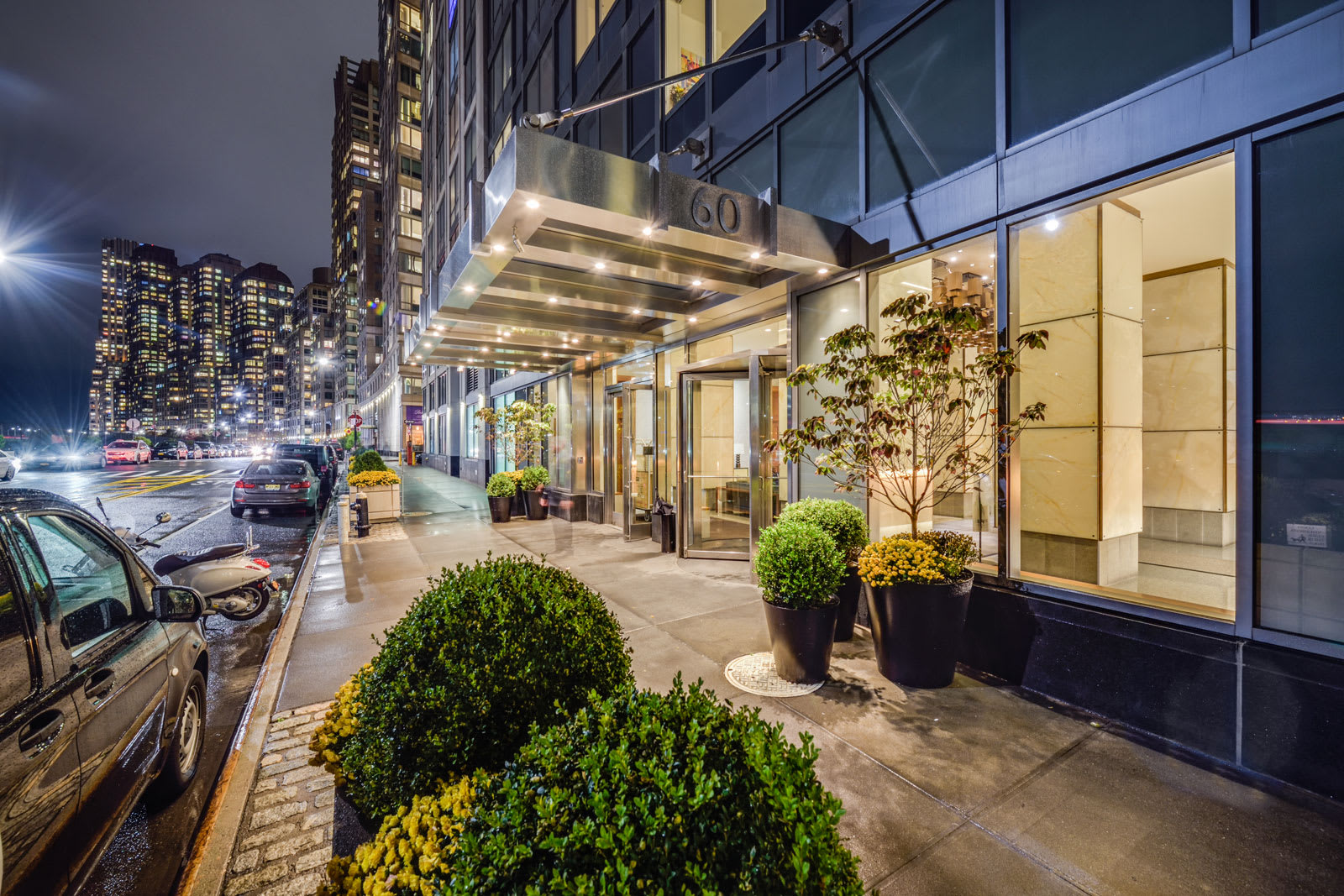 Luxury Apartment Homes Available at The Aldyn, 60 Riverside Blvd., New York