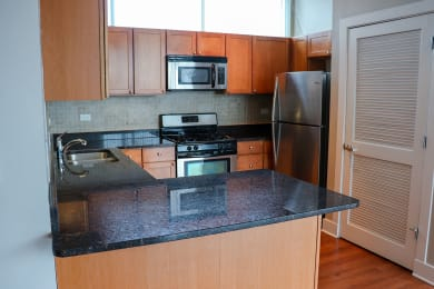 Kitchens with Granite Counters