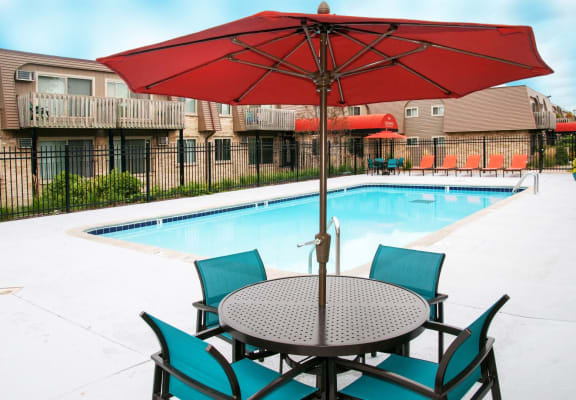 Cedarvale Highlands Pool Area