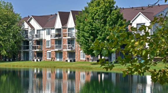 Lake Views at The Springs Apartment Homes, Novi, MI