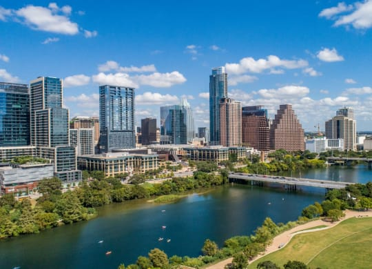 Scenic Natural Vistas at Northshore Austin, Austin, 78701