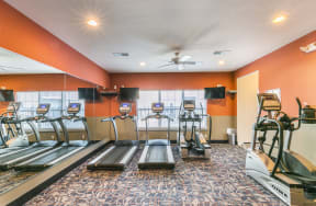 Health and Fitness Center at Aventura at Forest Park, St. Louis,Missouri