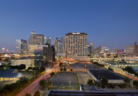 Rooftop Majestic Views at Midtown Houston by Windsor, Houston, TX