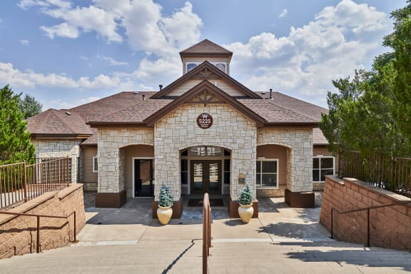 Grand Centennial - Leasing office entrance