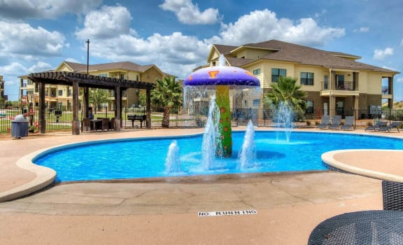 Sparkling Swimming Pool at The Dorel Eagle Pass, Eagle Pass, TX 78852