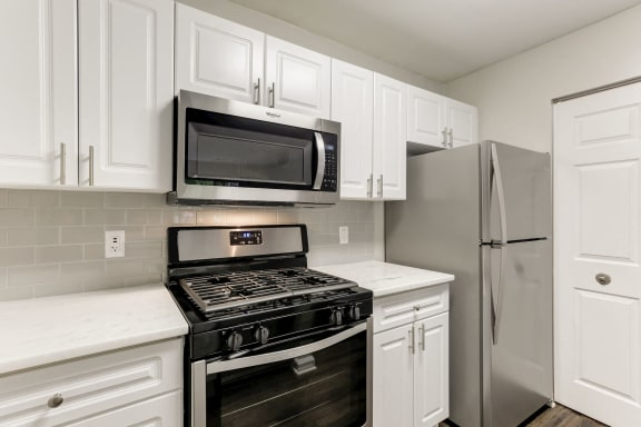 Stainless Steel Appliances at Westerly at Worldgate, Virginia, 20170