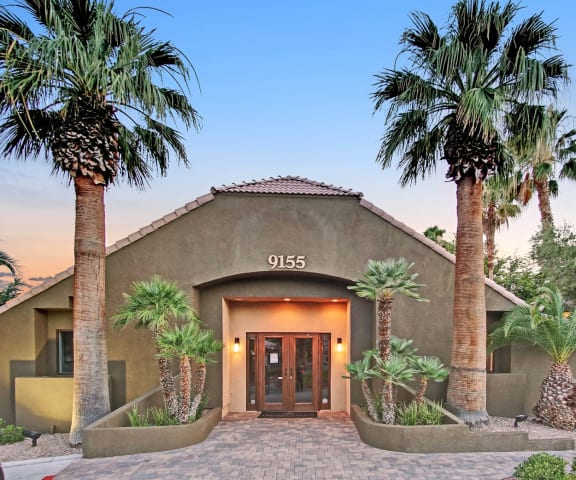 One, Two, and Three Bedroom Floor Plans at Village at Desert Lakes, Las Vegas, NV