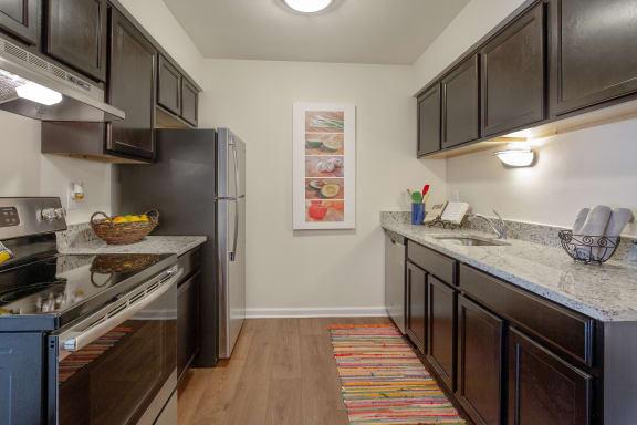Twilight Kitchen Upgrade with Granite
