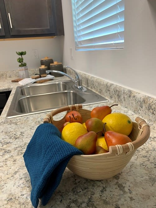Fruits On Table at Coldwater Flats, Evansville