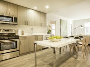 Large Kitchen Apartments in San Mateo| Mode Apartments