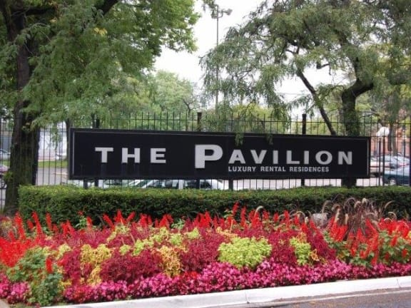 The Pavilion is adjacent to 19 beautiful acres of activity and relaxation.