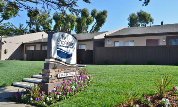 Pet-Friendly Apartments in Marina CA-The Shoreline at Monterey Bay Apartments Front Office