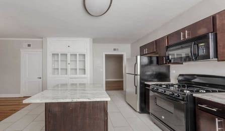 Updated Kitchens at Reside on Irving Park, Chicago, IL,60613