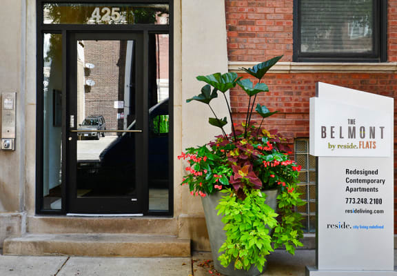 Belmont Flats Exterior