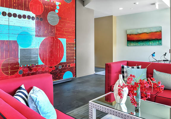 Modern Interior Design at Mural, Seattle, 98116