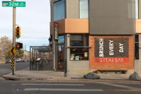 LoHi Steakbar - an Upscale Bar & Restaurant in Denver