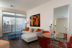 Open floor plan - 2828 Zuni Apartments for Rent in Denver