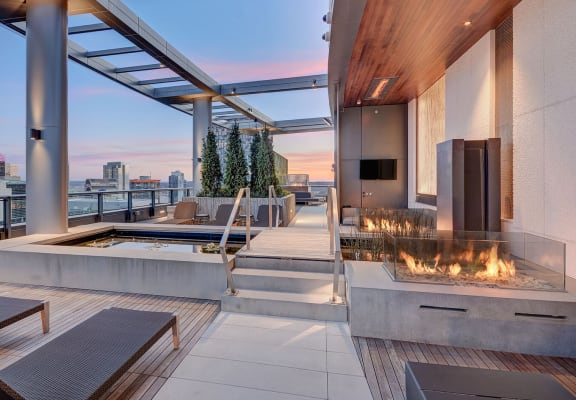Luxury Apartments Available at Cirrus, 2030 8th Avenue, Seattle