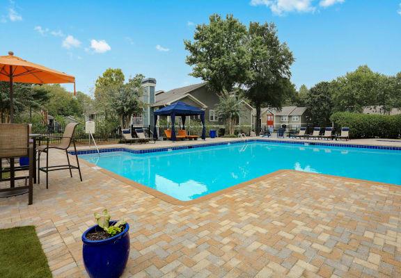 Resort Style Swimming Pool at Laurel Hills Preserve in Marietta, GA
