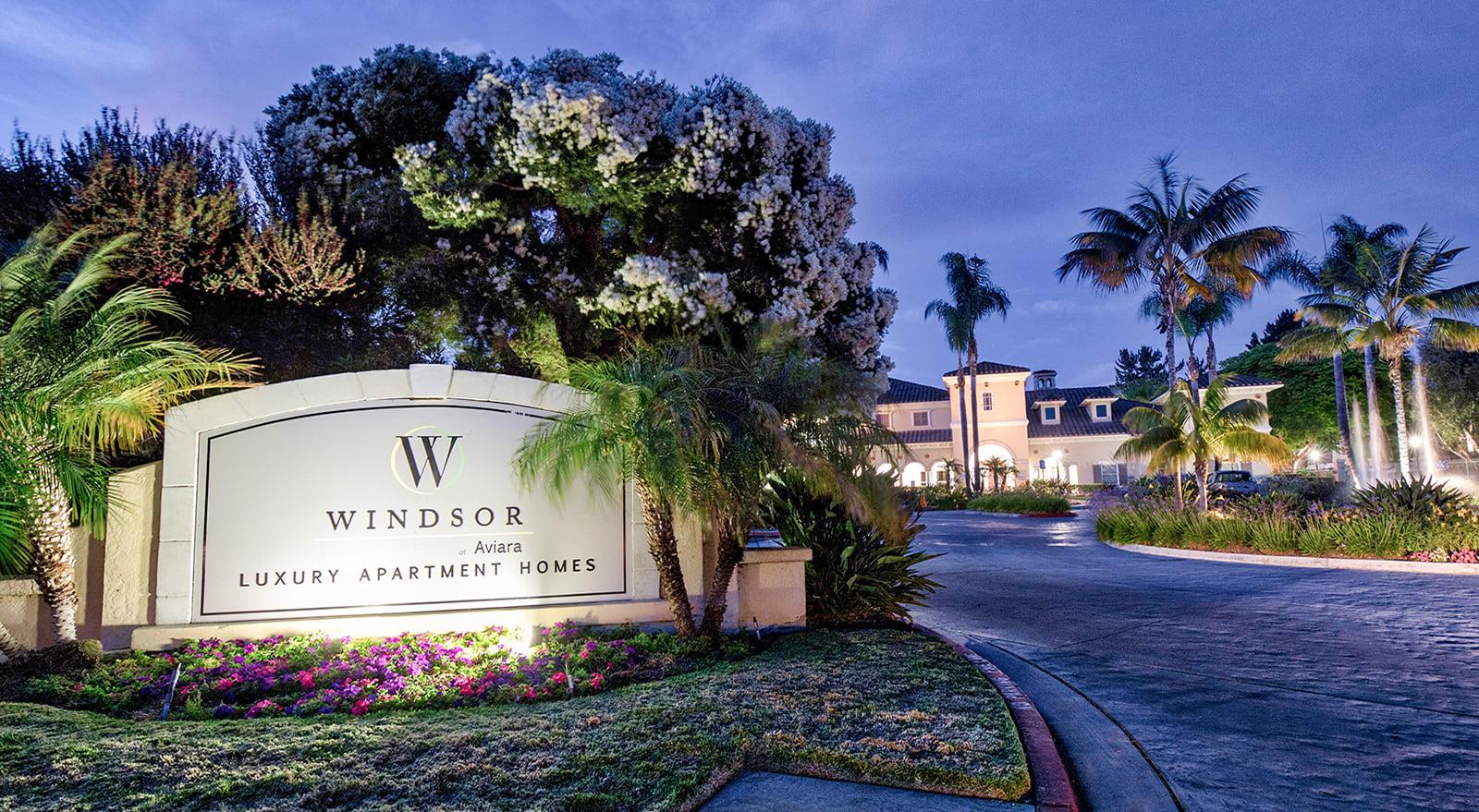 Master-Planned Apartment Community at Windsor at Aviara, Carlsbad, California