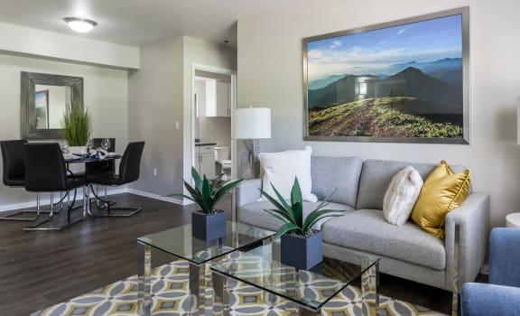 Magnolia Ridge - Homepage Slider Living Room