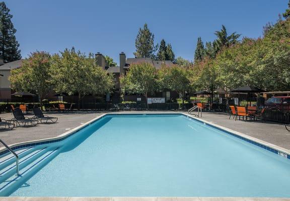 Pheasant Pointe Swimming Pool & Furniture