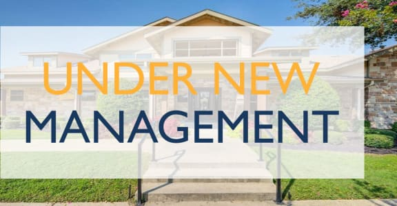 Under New Management at Huntington Ridge, Texas, 75115